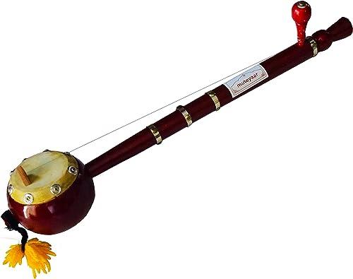 Muteyaar Tumbi Iktara Punjabi Traditional Indigenous Musical Instrument