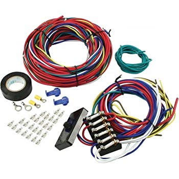 [DIAGRAM_3ER]  Amazon.com: EMPI 00-9466-0 WIRE LOOM KIT, VW BUGGY, SAND RAIL, UNIVERSAL:  Automotive | Vw Dune Buggy Wiring Harness |  | Amazon.com