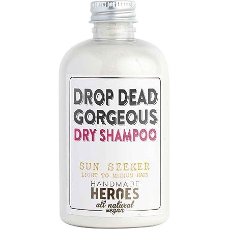 All Natural, Vegan Dry Shampoo Powder (Blonde/Light Hair) By Handmade Heroes
