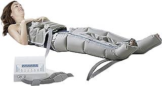 Maquina de Presoterapia Profesional Completa   Altas Prestaciones con Procesador Inteligente  
