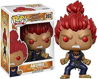 Funko 599386031 - Figura Street Fighter - Akuma