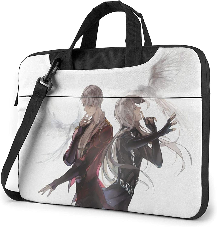 Yuri On Ice Canvas Laptop Bag Computer Max 75% OFF Messenger SALENEW very popular! Shoulder Handle