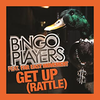 Get Up (Rattle) (Vocal Extended Version) [feat. Far East Movement]
