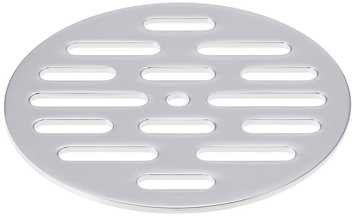 アンテナうま戻るSANEI 【排水口のゴミよけ目皿】排水用皿 直径94mm H40F-94