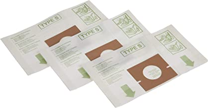 Hoover Type (3-Pack), 4010064S 3 Pack, Style S Vacuum Cleaner Bag