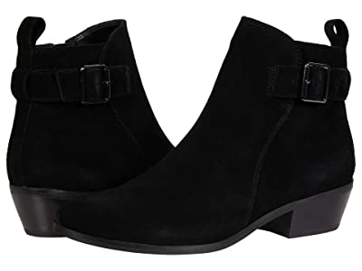 Blondo Saddie (Black Suede) Women