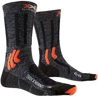 X-Socks, Trek X Merino Socks Calcetines de Senderismo Trekking Hombre Mujer Socks Calcetines Unisex adulto