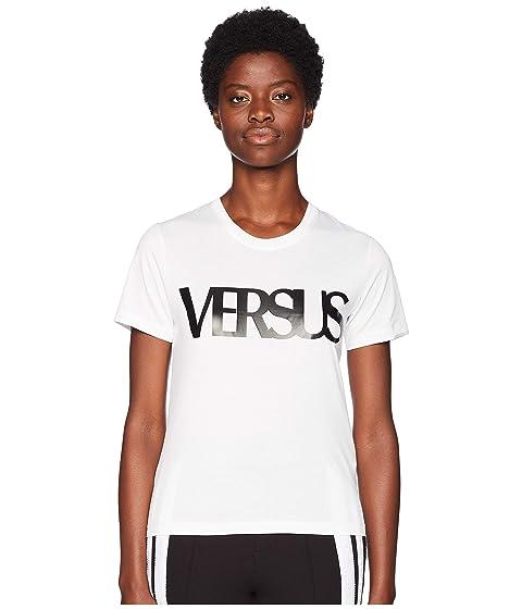 Versus Versace Donna Jersey T-Shirt