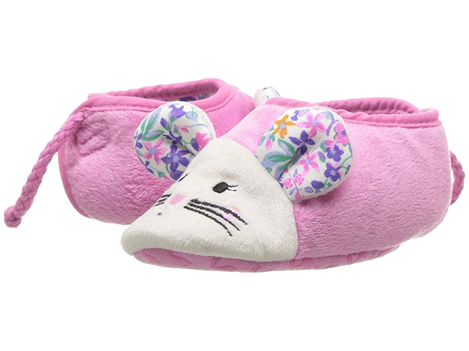 15b0fb06e32 Joules Kids Character Slippers (Infant) (Mouse) Girls Shoes