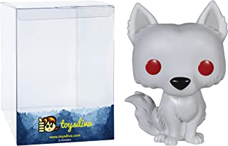 Ghost: Funko Pop! Vinyl Figure Bundle with 1 Compatible 'ToysDiva' Graphic Protector (019 - 03876 - B)