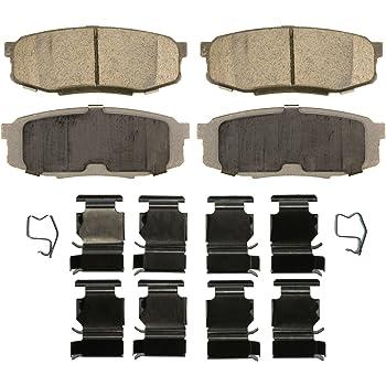 Toyota Genuine Parts 04465-60280 Front Brake Pad Set 446560280