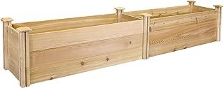 Greenes Fence Premium Cedar Raised Garden Bed, 16