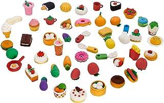 ThinkMax Tier- und Lebensmittel-Radiergummis, niedliche Gumm