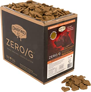 Zero/G Roasted Lamb Dog Treats, Mini Size/15 lb