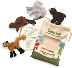 Best woodland animal finger puppets Reviews