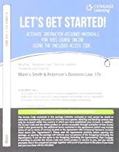 MindTap Business Law, 1 term (6 months) Printed Access Card for Mann/Roberts Smith & Roberson's Business Law