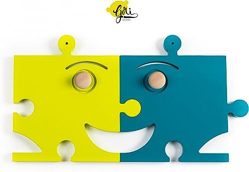 Gori Design Kleiderhaken Puzzle M3