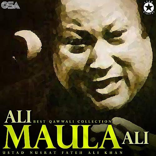 Ali Maula Ali - Best Qawwali Collection by Ustad Nusrat