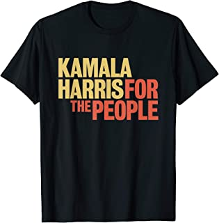 Kamala Harris For The People 2020 President Shirt