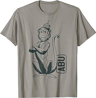 Disney Aladdin Live Action Abu Smirking Pose Portrait T-Shirt