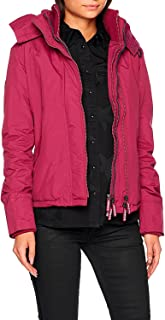 : Violet Vestes de sport Sportswear : Vêtements