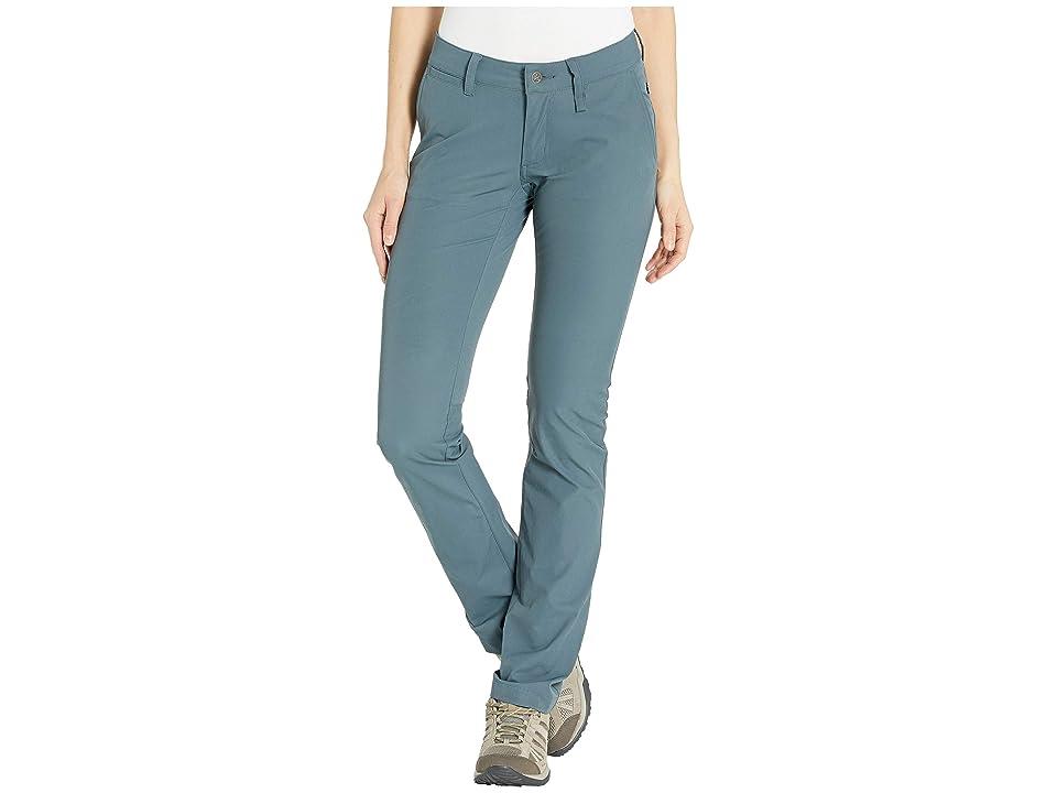 Fjallraven Abisko Stretch Trousers (Dusk) Women