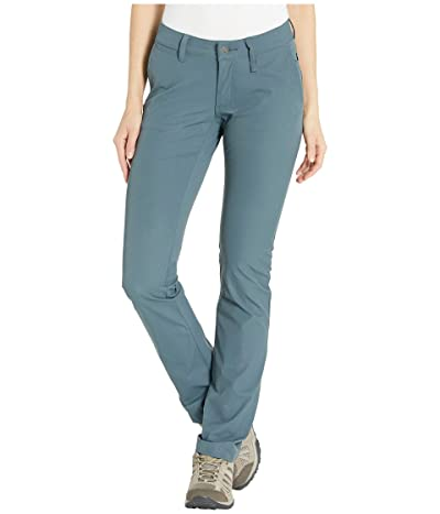 Fjallraven Abisko Stretch Trousers (Dusk) Women