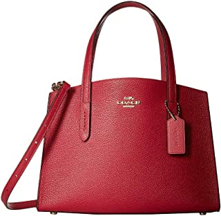 Women's Color Block Leather Charlie 28 Carryall