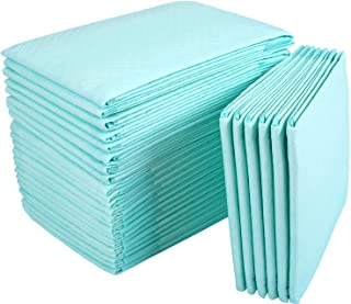 Incontinence Bed Pads Disposable Underpads for Adults, Children and Pets,Absorbency Disposable Bed Pads for Incontinence (...