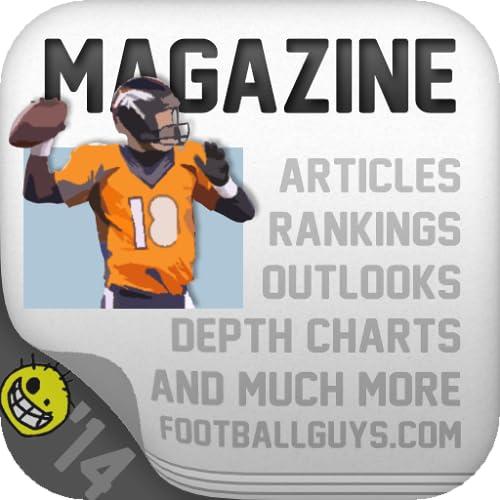 Footballguys Fantasy Football Magazine 2014