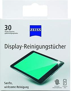 ZEISS Display reinigingsdoekjes alcoholvrij 30 stuks voor veilige en effectieve reiniging van optische oppervlakken - elke...