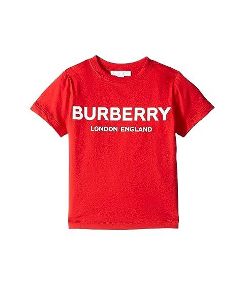 Burberry Kids Robbie Tee (Little Kids/Big Kids)