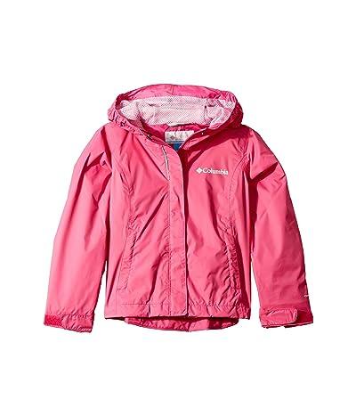 Columbia Kids Arcadiatm Jacket (Little Kids/Big Kids) (Pink Ice/Pink Clover) Girl