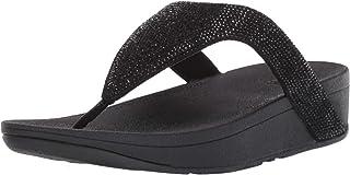 FitFlop Women's Lottie Shimmercrystal Sandal