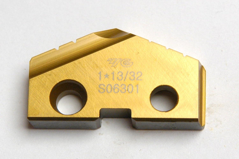 1-13 32 1.4062 DIAMETER T-15 SPADE INSERT 5 ☆ very popular Financial sales sale T SERIES DRILL 3TA