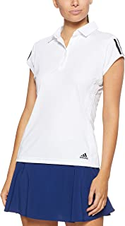Adidas Women's 3-Stripes Club Polo Shirt