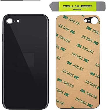 Cell4less Back Glass Compatible with The iPhone