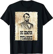 sic semper tyrannis shirt