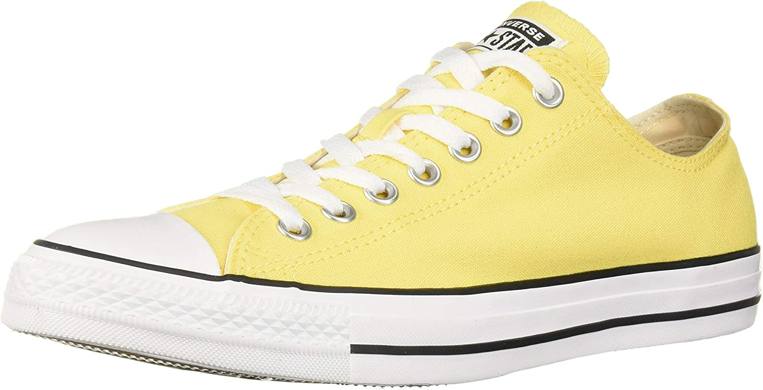 Converse Unisex-Adult Chuck Taylor All Star Color Canvas Low Top Sneaker