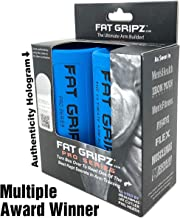 "Fat Gripz - The Award-Winning Shortcut to Head-Turning Arms (2.25"" Diameter, Original)"
