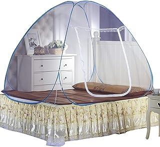 65 Azul 2 cm Size 230CM,60CM,800CM LAAT Mosquitera para Hogar Anti Mosquitos Mosquitera de Cama El Tama/ño es de 250