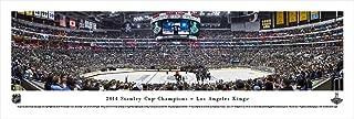 Blakeway Worldwide Panoramas 2014 Stanley Cup Champions - Los Angeles Kings - Panoramic Print