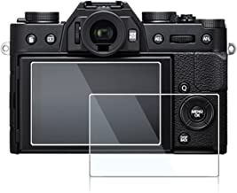 Screen Protector for fujifilm X-T30 X-T100 X-A1 X-A2 X-M1 X-T20 X-T10 X-E3 X30 Panasonic Lumix lx100,debous Tempered Glass Foils for Fuji XA1 XA2 XM1 xt20 xt10 xe3 x-30 Panasonic lx100 Camera (2pcs)