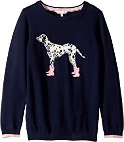 Artwork Sweater (Toddler/Little Kids/Big Kids)