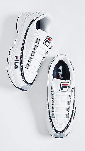 1998 fila zapatillas plata