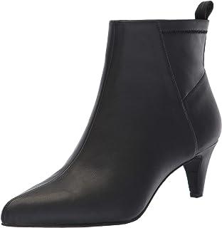 BC Footwear Women's Millimeter Fashion Boot, Black Stretch, 7.5 M US