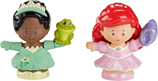 Fisher-Price Disney Princess Ariel & Tiana by Little People