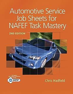 Best automotive service job sheets Reviews