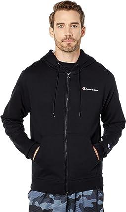 Powerblend® Graphic Full Zip Hoodie