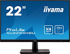 "iiyama Prolite XU2294HSU-B1 LED Display 54,6 cm (21.5"") Full HD Opaco Nero"